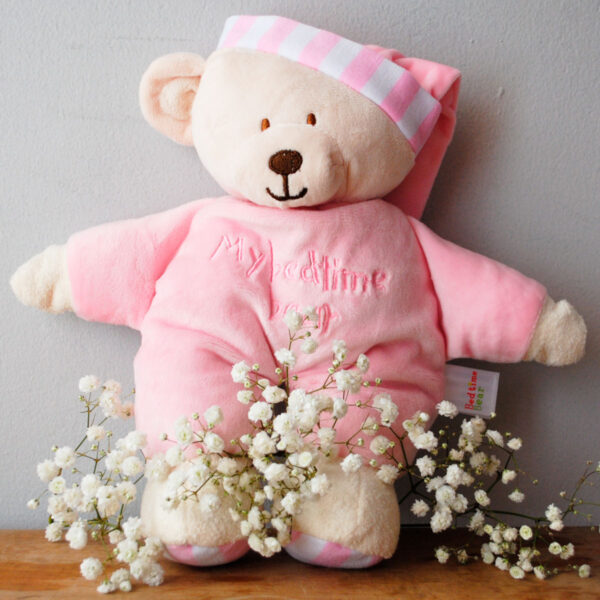 Peluche My Bed Time Rosado